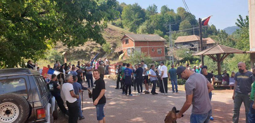 Protest protiv mini hidroelektrana 21. septembra u Beogradu
