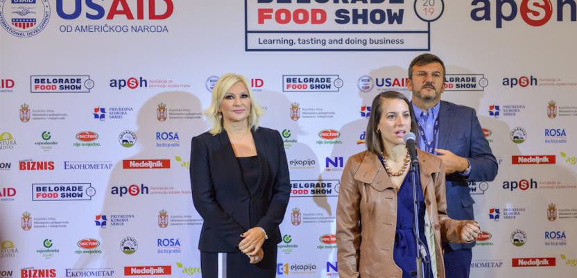"""Otvoren Sajam visokokvalitetne hrane """"Belgrade Food Show"""""""