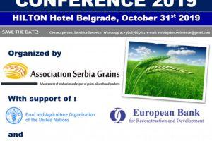 Prva Srpska žitarska konferencija sutra u Beogradu