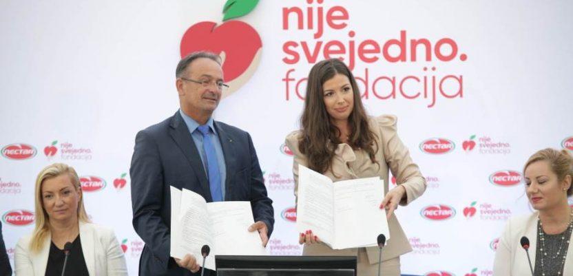 """Kompanija Nectar osnovala """"Nije svejedno"""" fondaciju"""