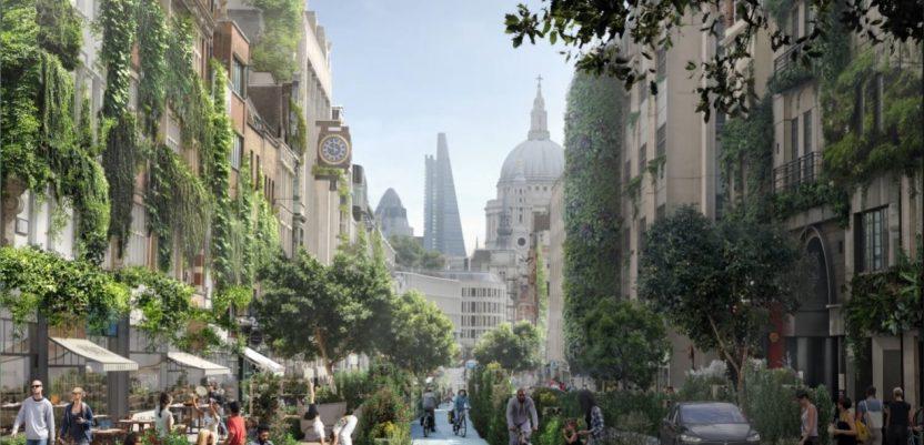 London, prvi grad – nacionalni park na svetu