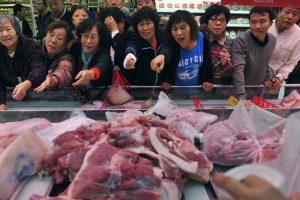 Nestašica svinjetine u Kini