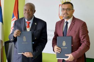 Srbija će plasirati poljoprivrednu tehnologiju u Kongo
