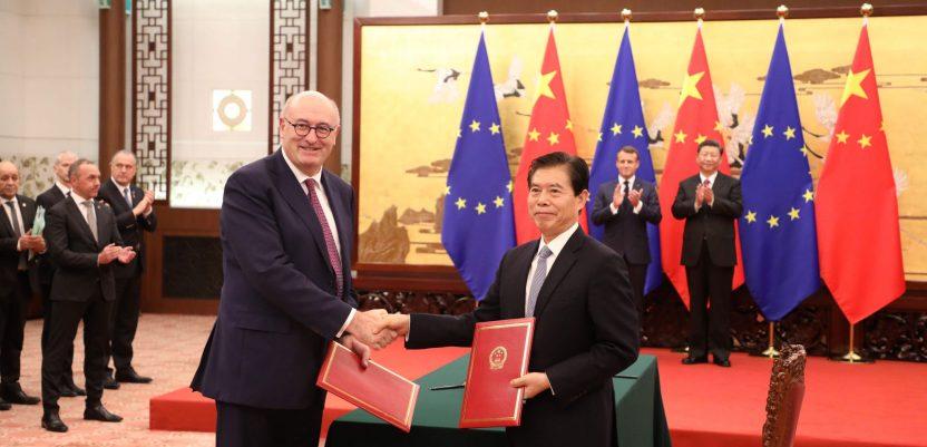 EU i Kina dogovorili zaštitu 100 oznaka geografskog porekla