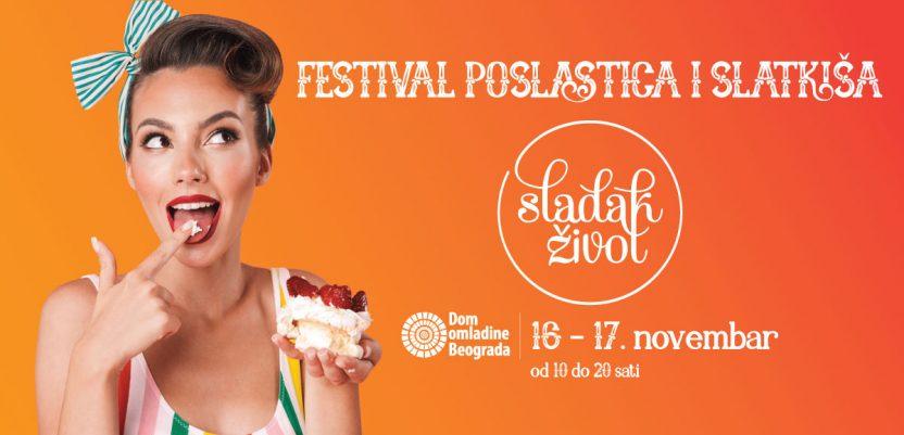 Festival poslastica i slatkiša u Beogradu