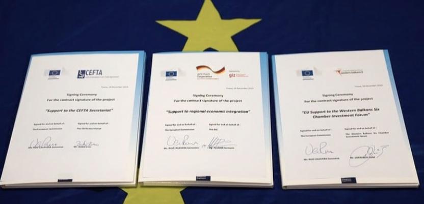 Za podršku malim i srednjim preduzećima 2,5 miliona evra