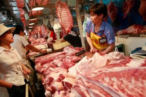 Vrtoglavi rast cena svinjskog mesa u Kini od 110 odsto
