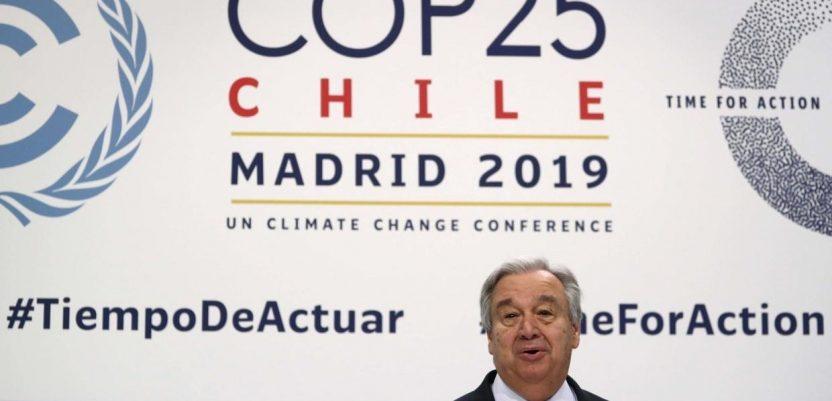 Završen maratonski klimatski samit, Gutereš razočaran