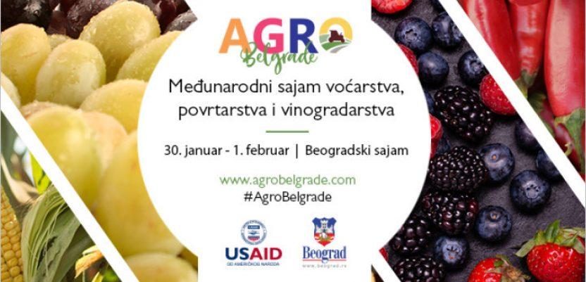 Otvoren Agro Belgrade 2020