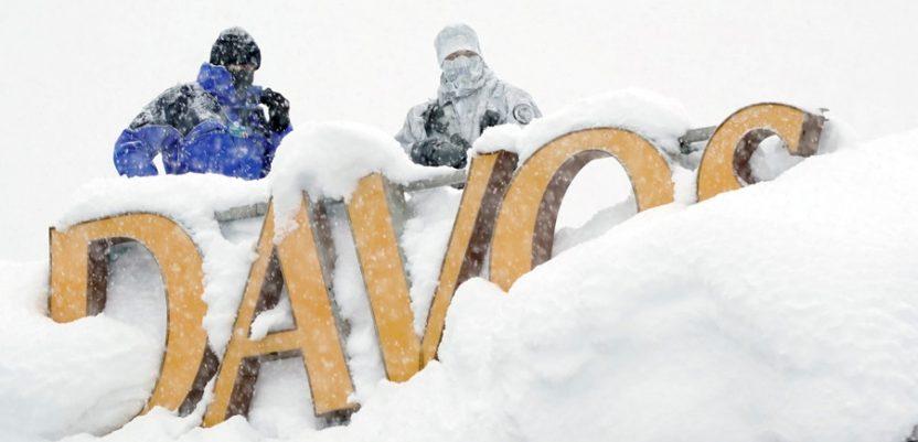 Na agendi Davosa prednjače ekološki rizici