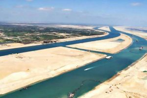 Sredozemno more pod invazijom vrsta kroz Suecki kanal