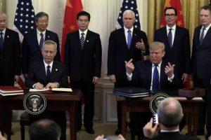 SAD i Kina potpisali trgovinski sporazum