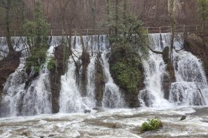 Privremeno sprečena izgradnja mini-hidroelektrana na Đetinji