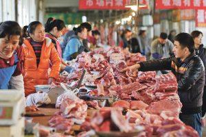 Svinjetina u Kini poskupela 116 odsto u januaru