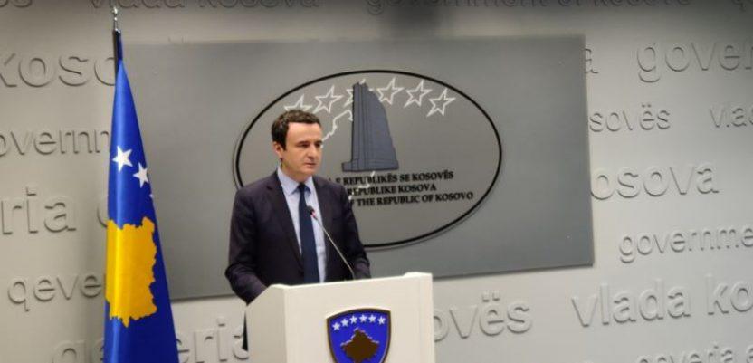 Vlada Kosova ukinula takse na sirovine