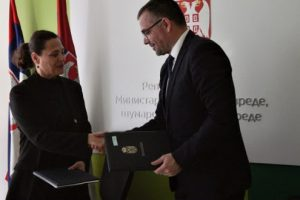 Potpisan protokol o saradnji Srbije i Izraela u agraru