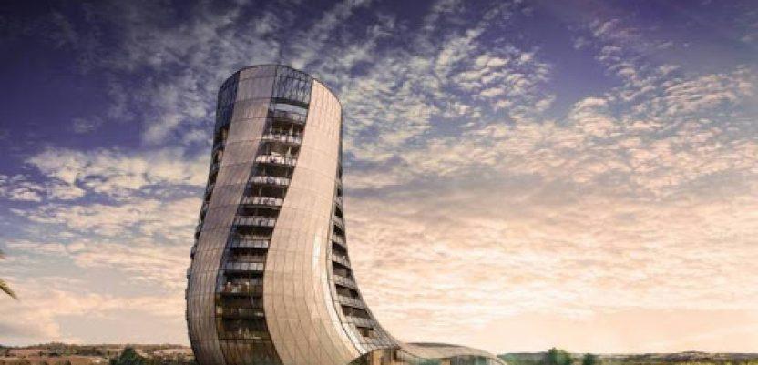 Hotel u vinogradu postaje novi simbol Australije