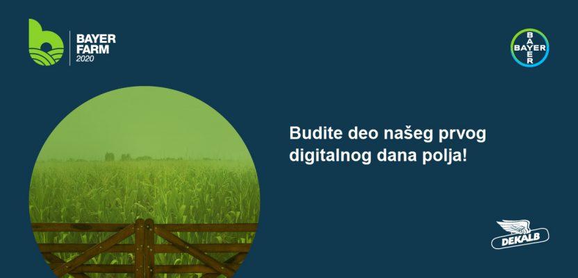 Bayer poziva na prvi digitalni Dan polja