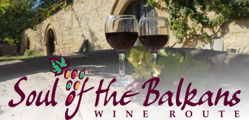 Pridružite se na putu vina i osetite Duh Balkana