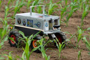 Može li robot da suzbija korov?