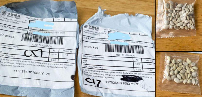 Amazon zabranio prodaju semena posle misterioznih paketa
