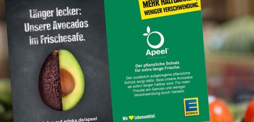 Edeka i Apeel Sciences u u borbi protiv otpada od hrane