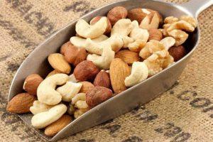 EU: Salmonela na orašastim plodovima