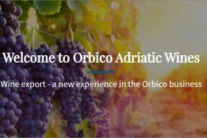 Orbico Grupa kreirala sajt za promocije vina jadranske regije