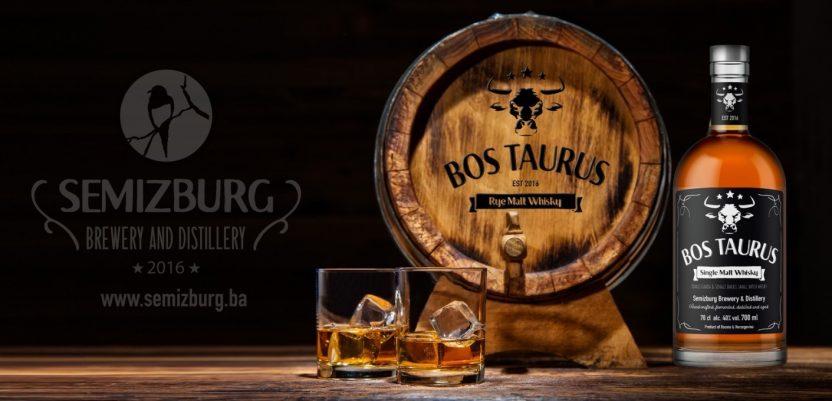 Bos Taurus, prvi viski proizveden u BiH