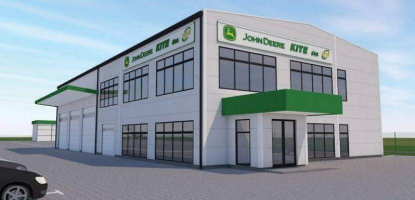 Počela gradnja distributivnog centra brenda John Deer