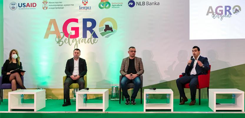 Ulaganja u poljoprivredu obezbeđuju rast BDP-a