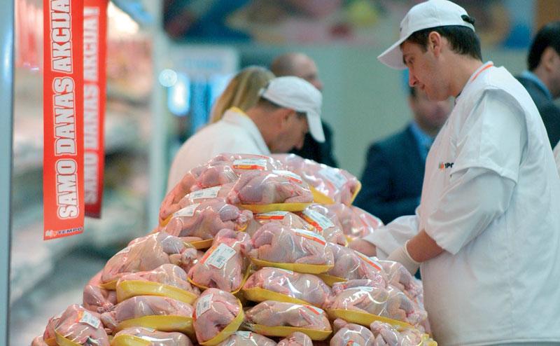 PKS: Uvozimo meso lošeg kvaliteta