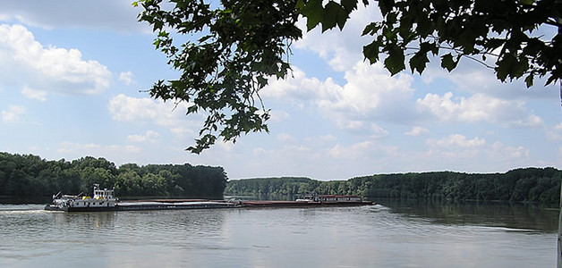 Dunav se skratio zbog ljudskih aktivnosti