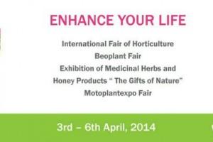 Međunarodni sajam hortikulture od 3. do 6. aprila
