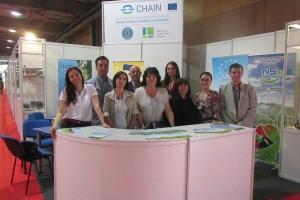 Projekat CHAIN predstavljen na sajmu poljoprivrede