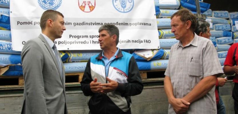 EU i FAO pomažu poljoprivrednicima u Srbiji