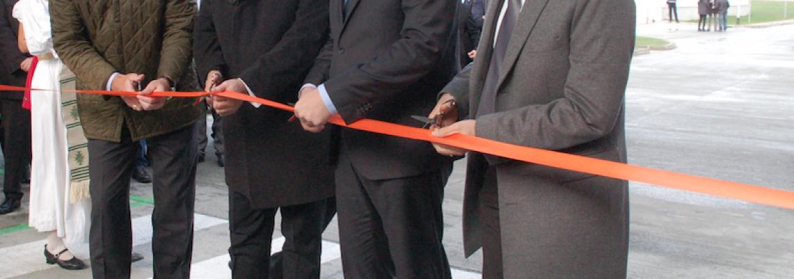 U Bečeju novi pogon KWS-a, posao za 250 radnika