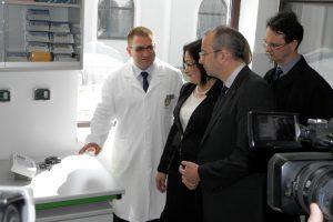 Srbija dobila nacionalnu referentnu laboratoriju
