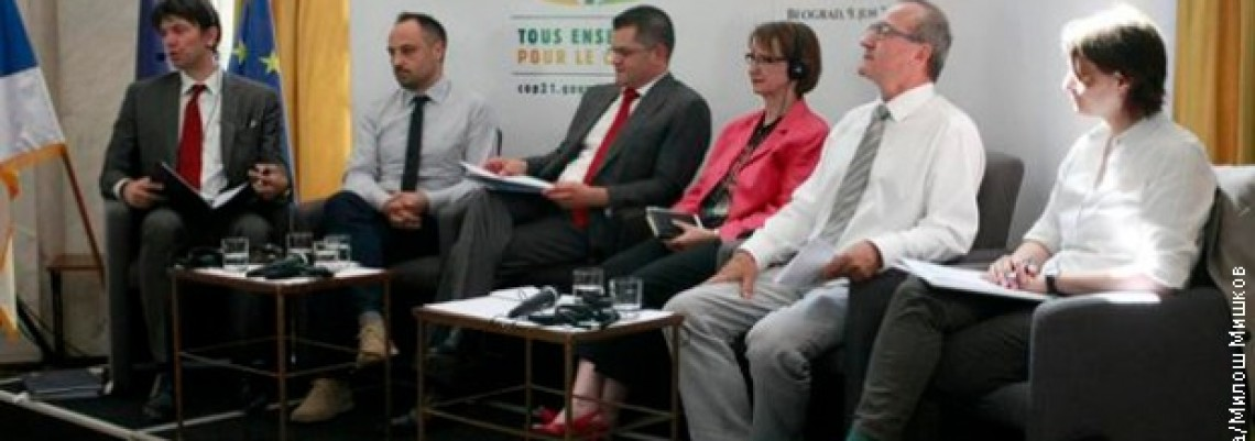 Ključni trenutak za dogovor o borbi protiv klimatskih promena