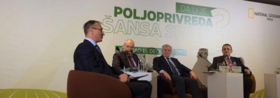 AMG konferencija: Da li je poljoprivreda šansa Srbije