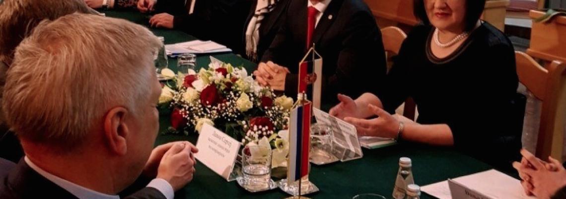 Bošković: Nastavljen trend rasta izvoza u Rusiju