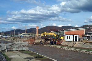Povlači se voda u poplavljenim područjima