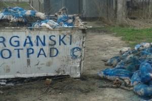 Klanice u Srbiji za godinu dana naprave 180.000 tona životinjskog otpada