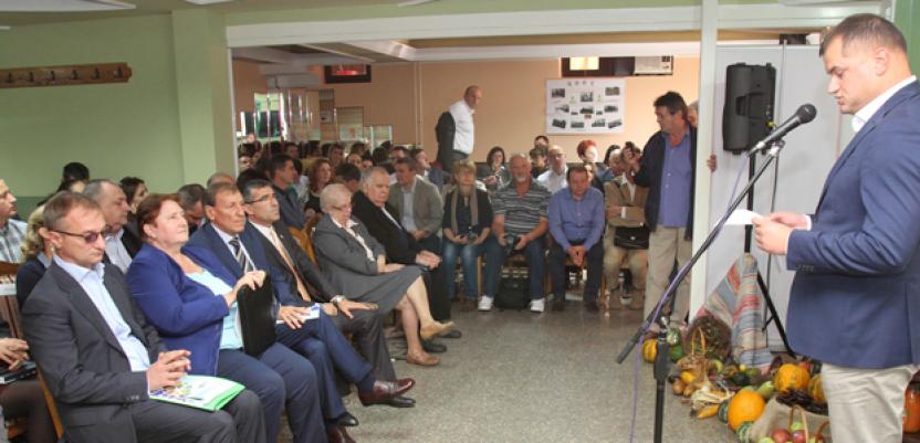 Međunarodni forum organske proizvodnje sutra  u Selenči