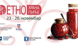 Sutra otvaranje Sajma etno hrane i pića