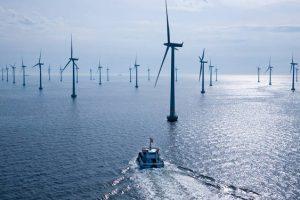 Najveći vetropark na Severnom moru pušten u rad