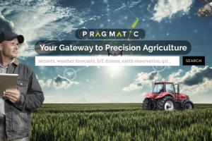 PRAGMATIC platforma za preciznu poljoprivredu