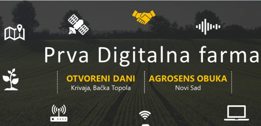 Prijave za 2. Otvoreni dan Digitalne farme do 23. maja