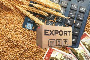 Usporavanje izvoza poljoprivrednih proizvoda