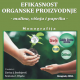 Efikasnost organske proizvodnje – malina, višnja, paprika